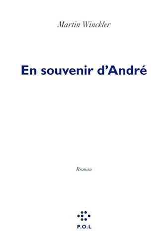 9782818016923: En souvenir d'André