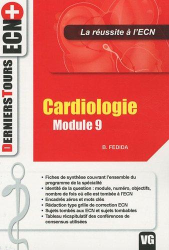 9782818300190: Cardiologie : Module 9