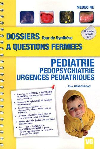 9782818304242: P�diatrie, p�dopsychiatrie, urgences p�diatriques