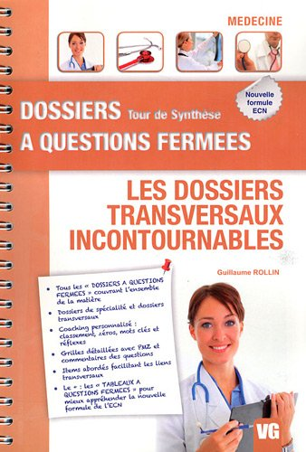 9782818304501: dossiers questions fermees incontournable