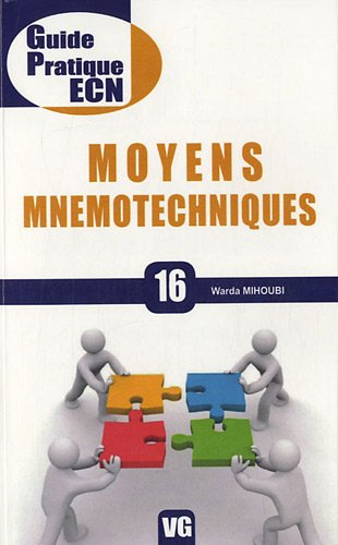 9782818304969: guide pratique ecn moyens mnemotechniques