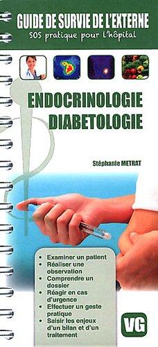 9782818305287: guide de survie de l'externe endocrinologie