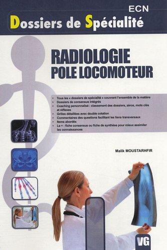 9782818305546: Radiologie p�le locomoteur