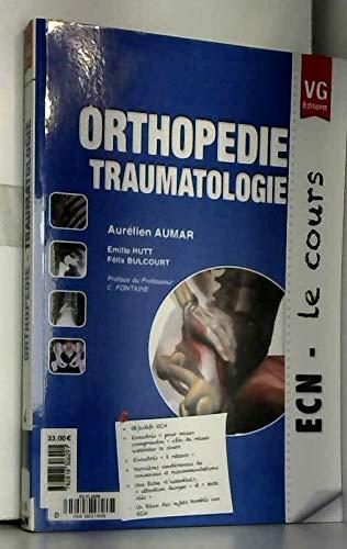 9782818306291: Orthopédie traumatologie