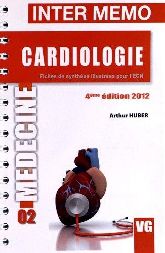9782818306338: inter memo cardiologie
