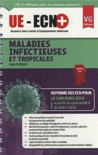 9782818309742: Maladies infectieuses et tropicales