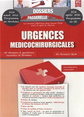 9782818310922: Urgences médicochirurgicales