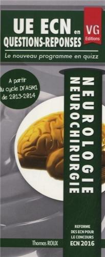 9782818310991: Neurologie, neurochirurgie