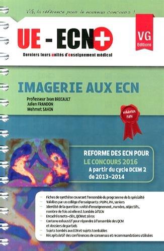 9782818311233: Imagerie aux ECN