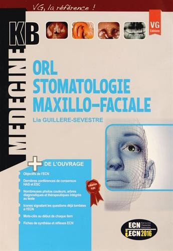 9782818311639: ORL Stomatologie maxillo-faciale