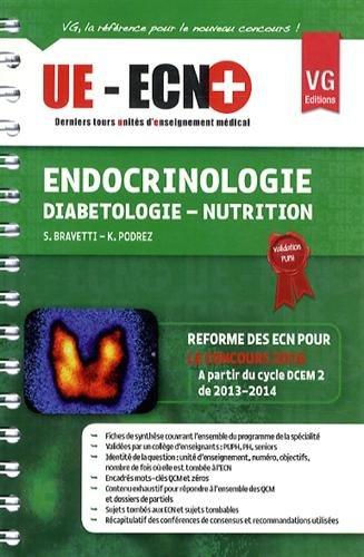 9782818311714: Ue Ecn + Endocrinologie
