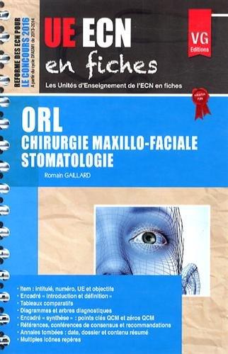 9782818311967: ORL Chirurgie maxillo-faciale Stomatologie