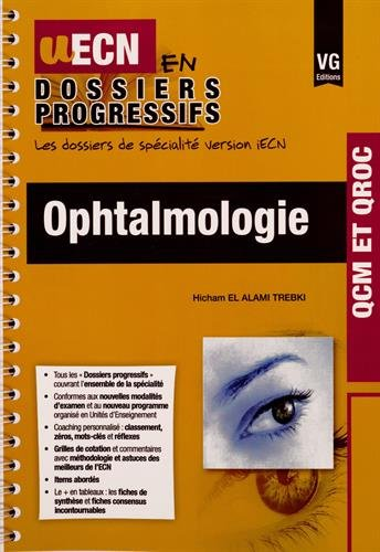 9782818312711: Ophtalmologie