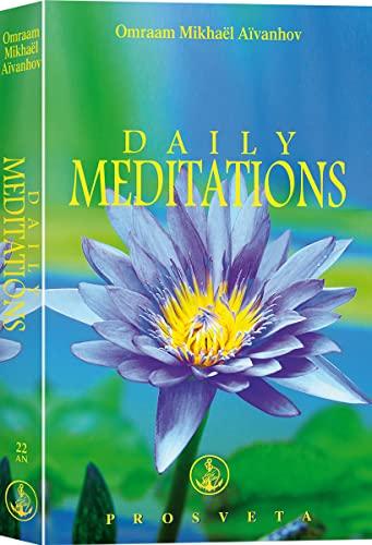 9782818400067: Daily Meditations 2012: 22