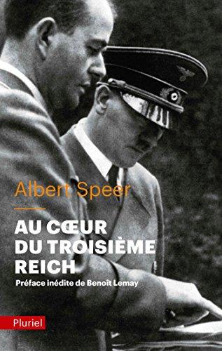9782818500118: Au Coeur Du Troisieme Reich (French Edition)