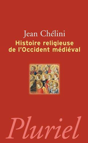9782818500903: Histoire religieuse de l'occident médieval