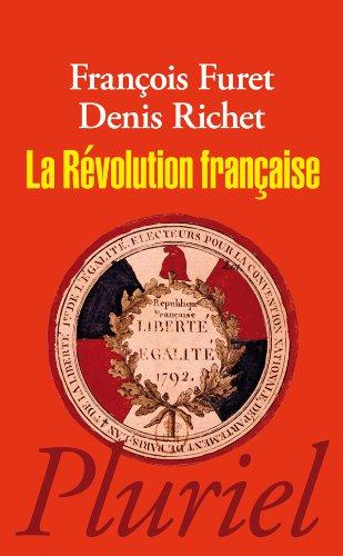 9782818500910: La révolution Française (Pluriel)
