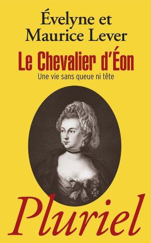 """9782818501184: Le Chevalier d'Eon: """"Une vie sans queue ni tête"""""""