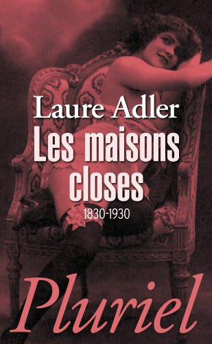 9782818501757: Les Maisons Closes (French Edition)