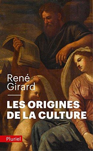 9782818502112: Les Origines De LA Culture (French Edition)