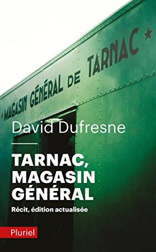 9782818502945: Tarnac, Magasin général: Récit (Pluriel)