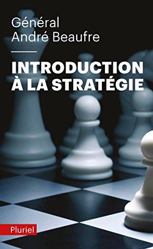 9782818502990: Introduction à la stratégie (Pluriel)