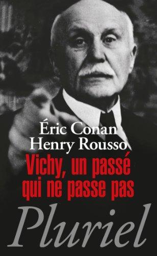 9782818503157: Vichy, un passé qui ne passe pas