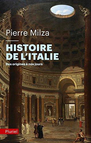 9782818503362: Histoire de l'Italie: Des origines à nos jours