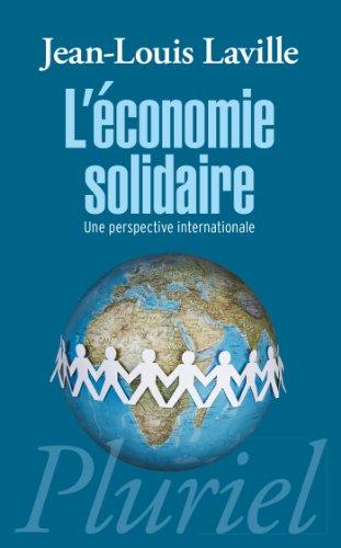 9782818503645: L'économie solidaire: Une perspective internationale