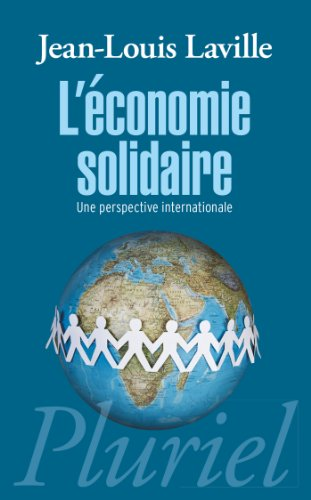 9782818503645: L'économie solidaire: Une perspective internationale