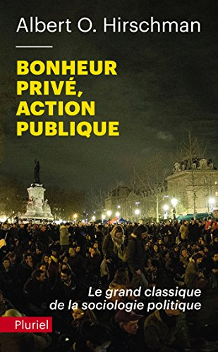 9782818503690: Bonheur priv�, action publique
