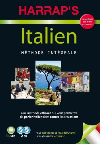 MÉTHODE INTÉGRALE ITALIEN (1 LIVRE + 2 CD): COLLECTIF