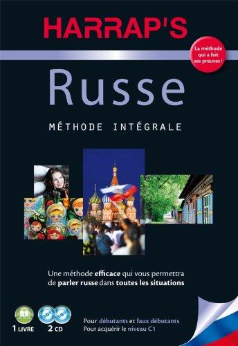 9782818700242: Harrap's méthode intégrale Russe - 2 CD + livre
