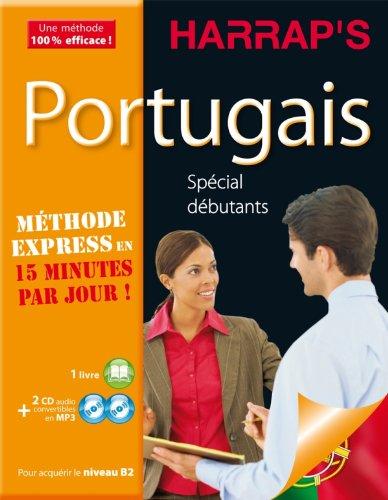9782818700259: Harrap's méthode express Portugais - 2 CD + livre