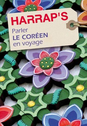 9782818701560: Harrap's parler le Coréen en voyage édition 2011