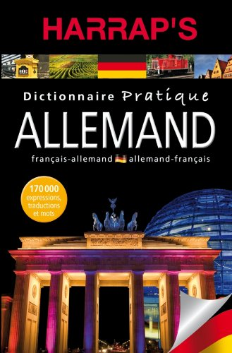 9782818701966: Harrap's pratique allemand (Harrap's Biling. allemand)
