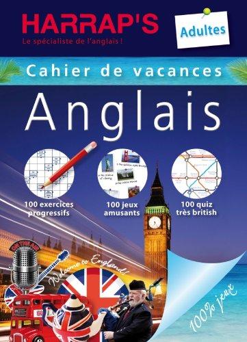 9782818702154: Harrap's Cahier de vacances anglais adulte