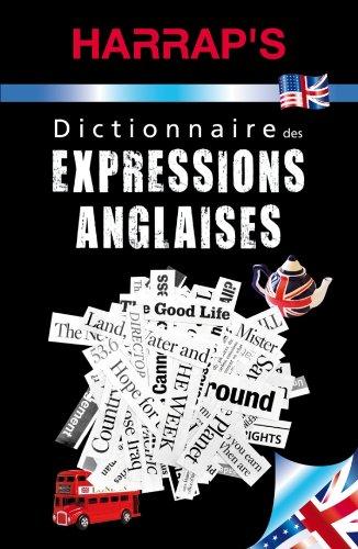 9782818702178: Harrap's Dictionnaire des expressions anglaises