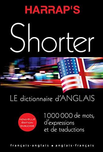 Harrap's shorter dictionnaire Anglais: Collectif