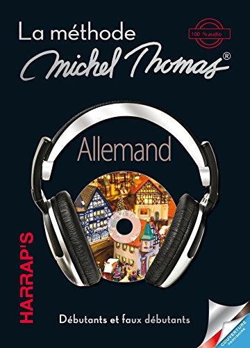 9782818703748: Harrap's méthode Michel Thomas Allemand débutant