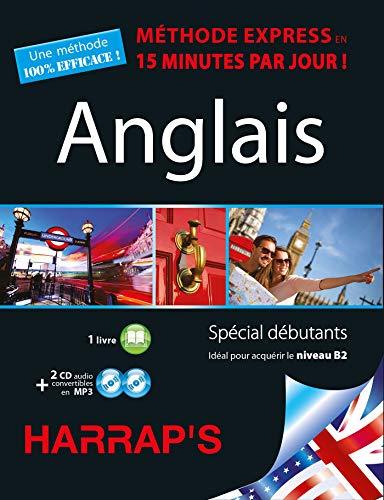 9782818703878: Harrap's méthode Express Anglais 2CD+livre