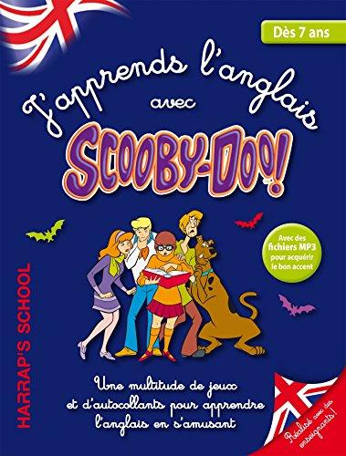 9782818704066: J'apprends l'anglais avec Scooby-doo ! (7-10 ans)