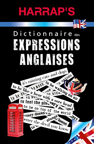 HARRAP'S EXPRESSIONS ANGLAISES: COLLECTIF