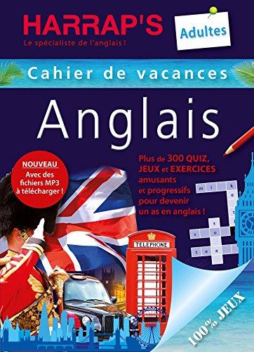 HARRAP'S CAHIER DE VACANCES ANGLAIS ADULTES: COLLECTIF