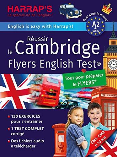 9782818706220: Réussir The Cambridge Flyers English Test
