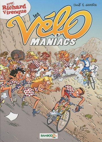 9782818900161: Les Vélomaniacs, Tome 5 : Avec le quiz : Pack 2 volumes