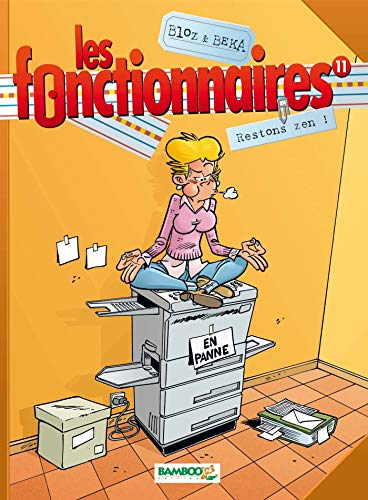 9782818900253: Les fonctionnaires, Tome 11 (French Edition)