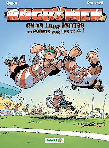 9782818902028: Les Rugbymen, Tome 1 : : + 1 jeu des familles