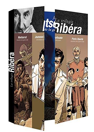 9782818902240: Ribera : La trilogie : Jeunesse bafouée ; Montserrat ; Paris Liberté