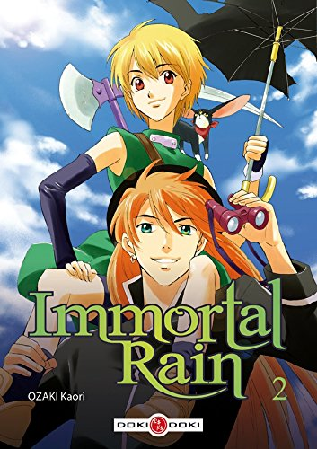 9782818903315: Immortal Rain, Tome 2 (French Edition)